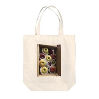 りんごが届いた Tote Bag