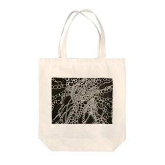 illyoungcornのまる Tote bags