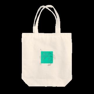 KACCHIのPLAY2 Tote bags