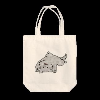 SHIMSHIMPANのなにもしない Tote bags