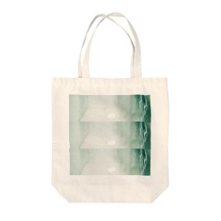 玄関 Tote bags
