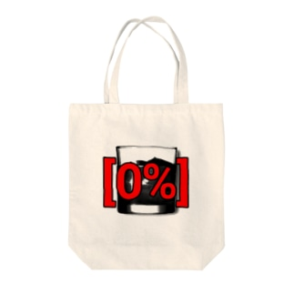 0% Glass Tote bags
