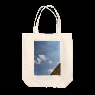 kokorokororokoの青空 Tote bags