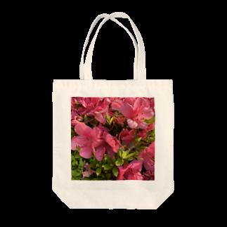 kokorokororokoの花花 Tote bags