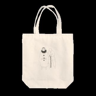 11801020の詩人 Tote bags