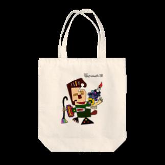 WatamushiのWatamushi 18 Tote bags