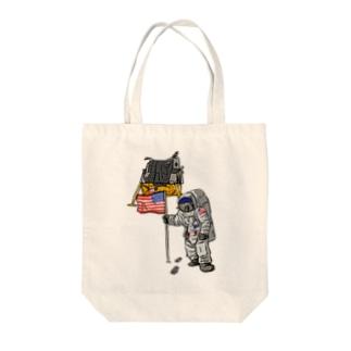 ASTRONAUT(オンリーver.) Tote bags