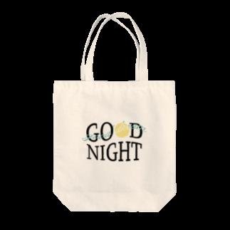onigiri-dayoのGOOD NIGHT Tote bags