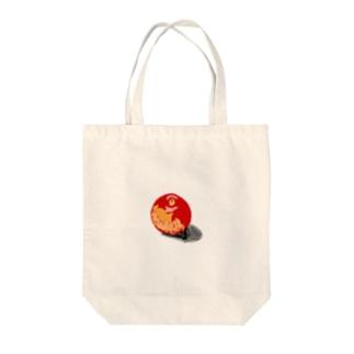 筋ジストロフィーの子がパソコンでデザインしました Tote bags