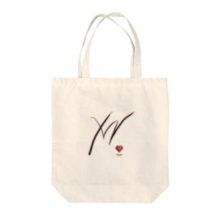 ワイダブ Tote bags