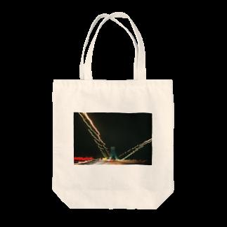 tavapakaのlight bridge Tote bags