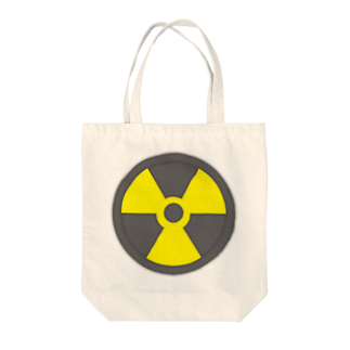 AURA_HYSTERICAのRadiation_S Tote bags