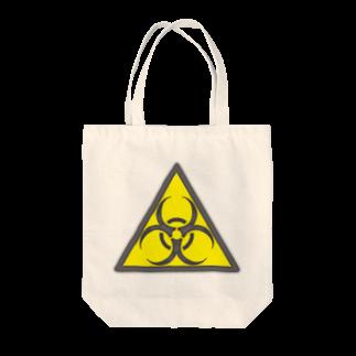 AURA_HYSTERICAのBIOHAZARD Tote bags