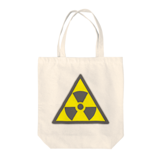 AURA_HYSTERICAのRadiation_S Tote bags