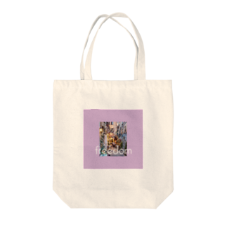 notteのじゆう Tote bags