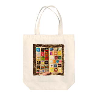 ray_sykのtee time Tote bags