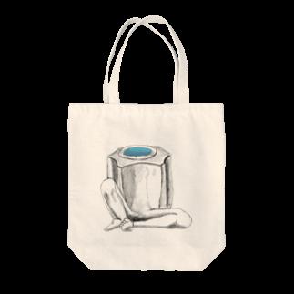 ジャックワンの水道の回すとこ(男) Tote bags