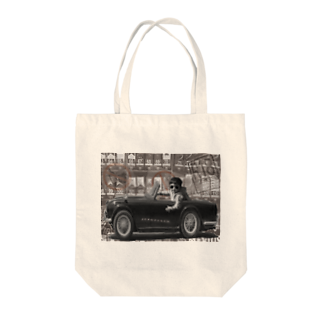 KIDの大人計画 Tote bags