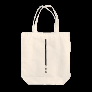M.U.D createのTECHNO Tote bags