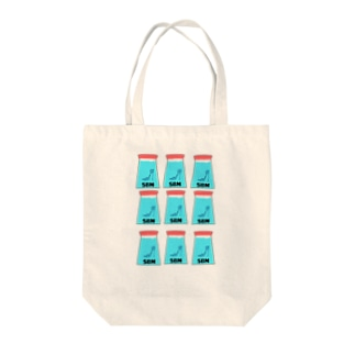 Salty Book Mark  Tote bags