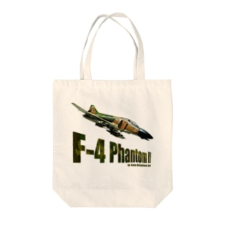 F-4 ファントム II Tote bags