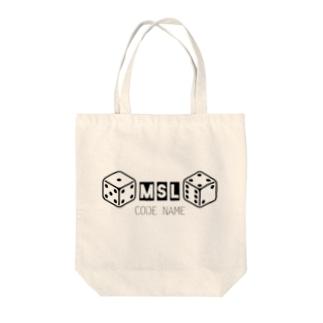 MICSUNLIFE コードネーム Tote bags