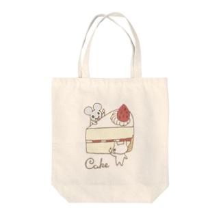 Cake Tote bags