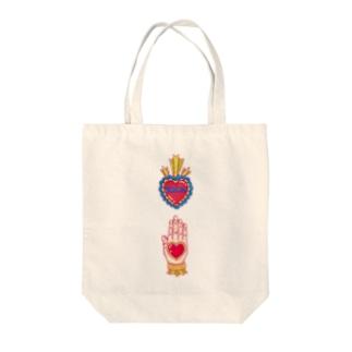 めきしかん Tote bags