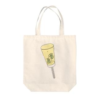 ひえひえのコアラ A Tote bags