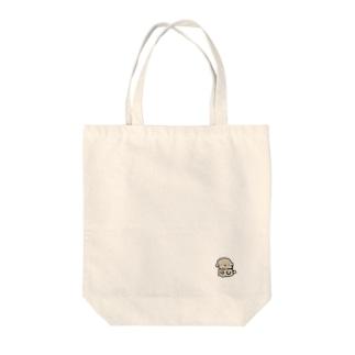 ぱうしー Tote bags