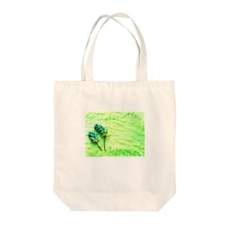 虹の玉トート Tote bags