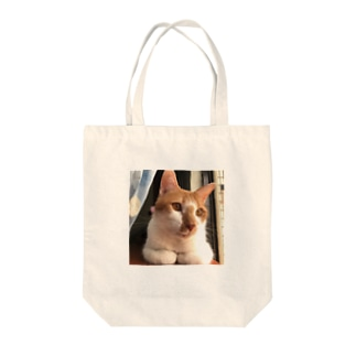 GAGAちゃん柄トートバッグ Tote bags