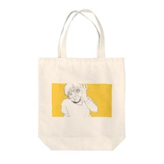 まる👌 Tote bags