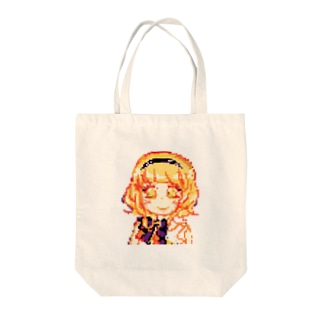 あちあちのあちちゃん(無背景) Tote bags
