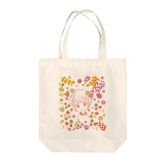 乙女の花占い Tote bags
