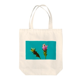 Curcuma alismatifolia - blue Tote bags