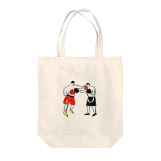 Boxing Tote bags
