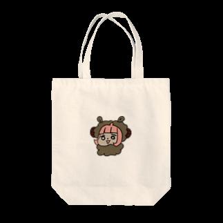 ナインシープのナインちゃんトートバッグ Tote bags