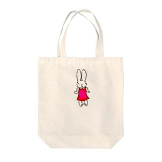 うさたま Tote bags