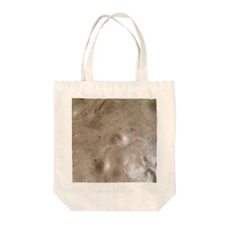 ココアスポンジ Tote bags