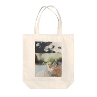 しゃぼん玉行進曲 Tote bags