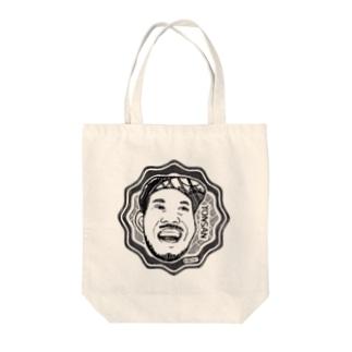 ヨンさん Tote bags