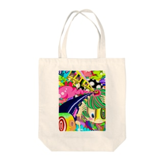 All the world's a stage Tote bags
