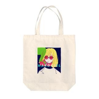 HARDGIRL シガレット Tote bags