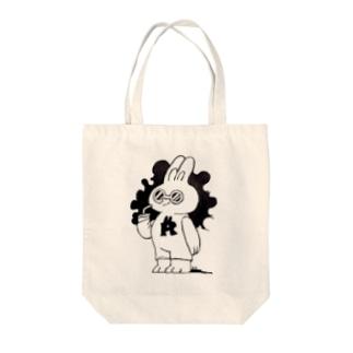 サングラスうさぎ Tote Bag