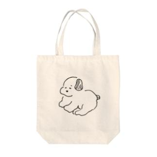 犬④ Tote bags