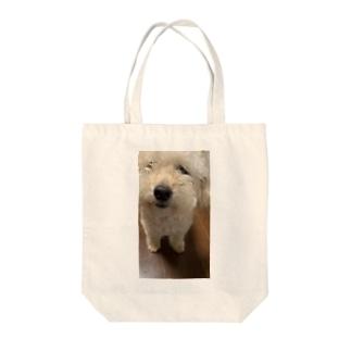 ワタボコリ Tote bags