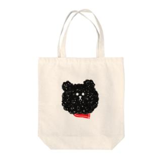 クマちゃん Tote bags