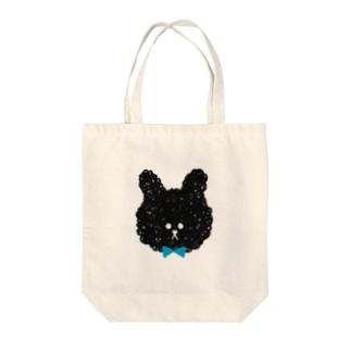 ウサギちゃん Tote bags