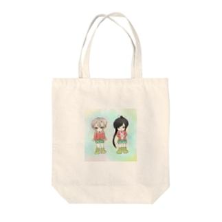 刀剣乱舞 蛍丸 太郎太刀 Tote bags